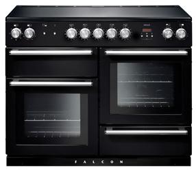 Kuchnia Indukcyjna Falcon Nexus Nex 110 Ei Czarny Gotowanie