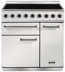 Kuchnia Indukcyjna Falcon Deluxe F 900 S Ei Biały