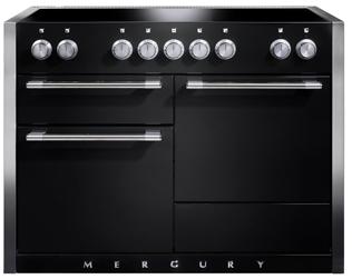 Kuchnia Indukcyjna Falcon Mercury Mcy 1200 Ei Czarny Mat